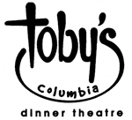 Toby's Columbia Dinner Theatre logo