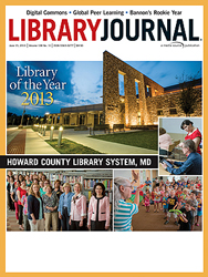Library Journal Cover